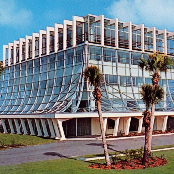 Cocoa Beach Glass Bank