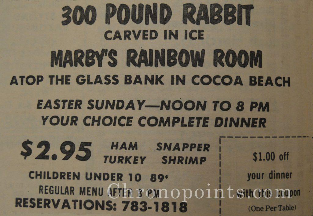 Marby's Rainbow Room