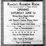 Rainbow Room Opening