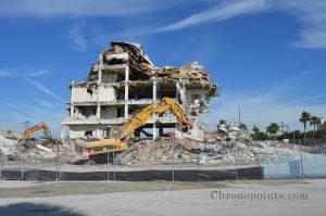 Continued Demolition