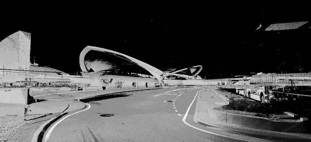 TWA Laser Scan