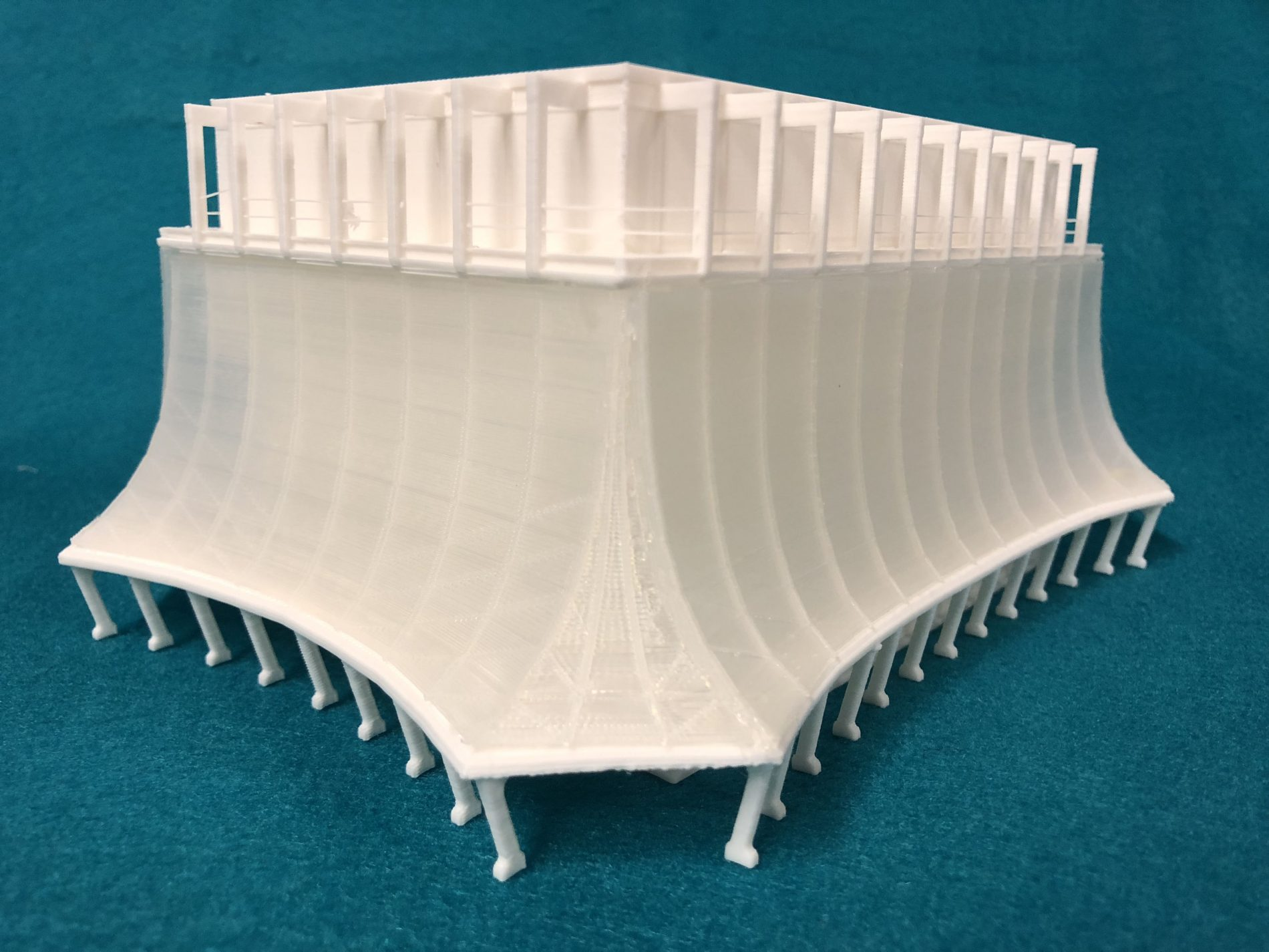 3D Print Glass Bank