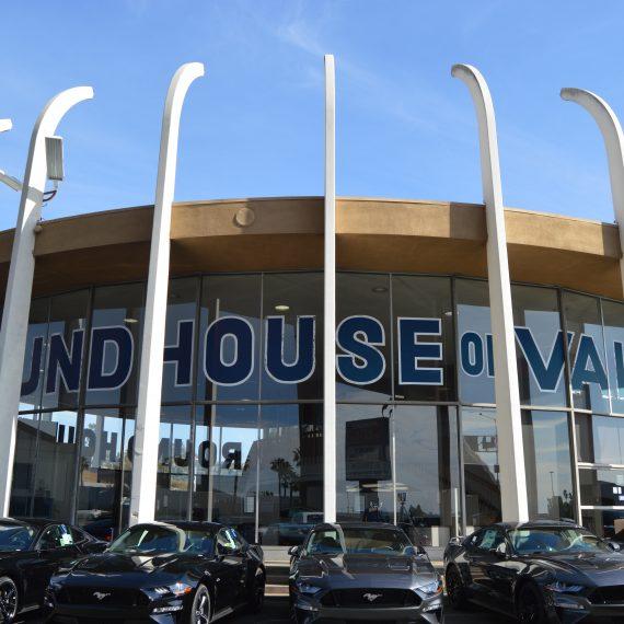 Penske-Ford Roundhouse