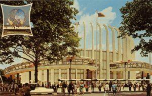 Ford Pavilion 1964 NYWF