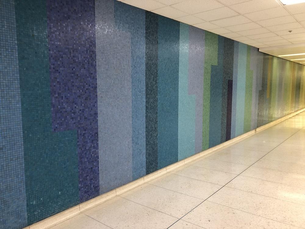 LAX Terminal 3 Mosaic