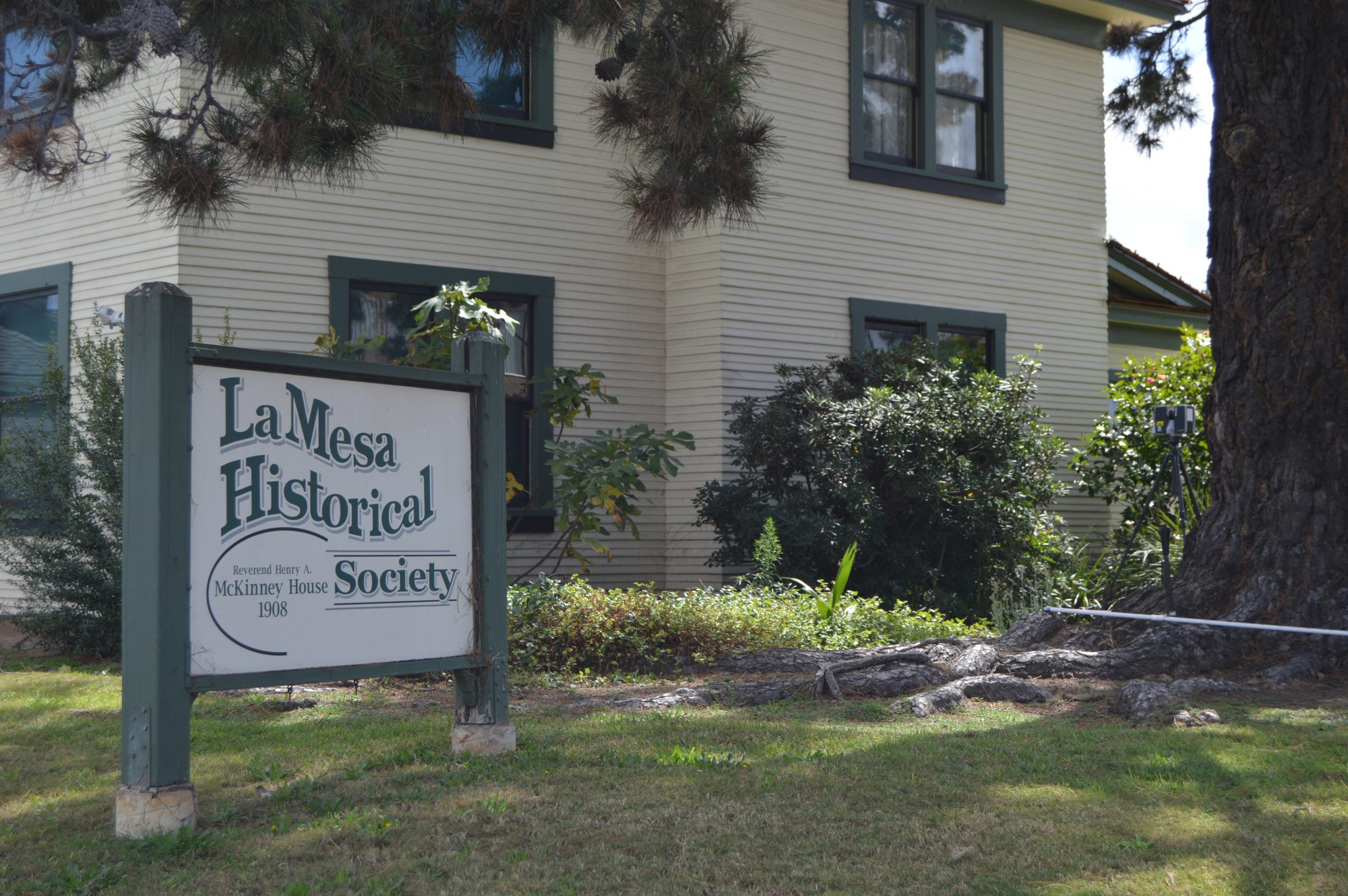 La Mesa Historical Society Photo April 2018