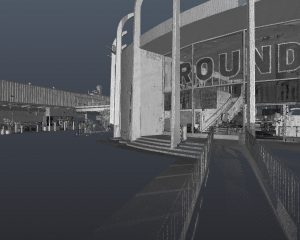 Drew Ford Roundhouse Intensity Scan