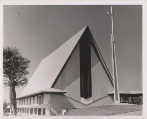 First United Methodist Church Cocoa Beach - Circa 1963