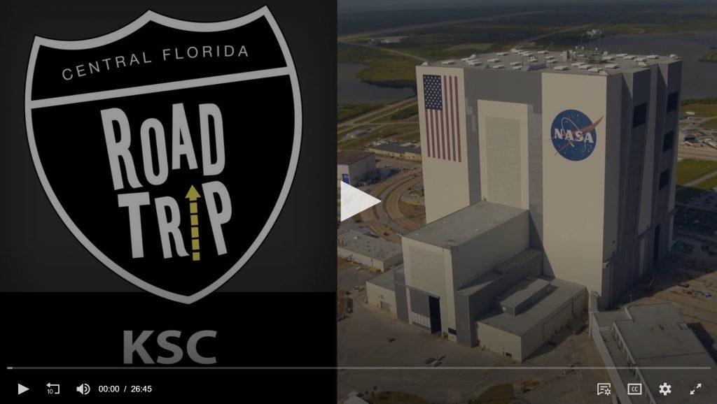 Central Florida Roadtrip - Kennedy Space Center