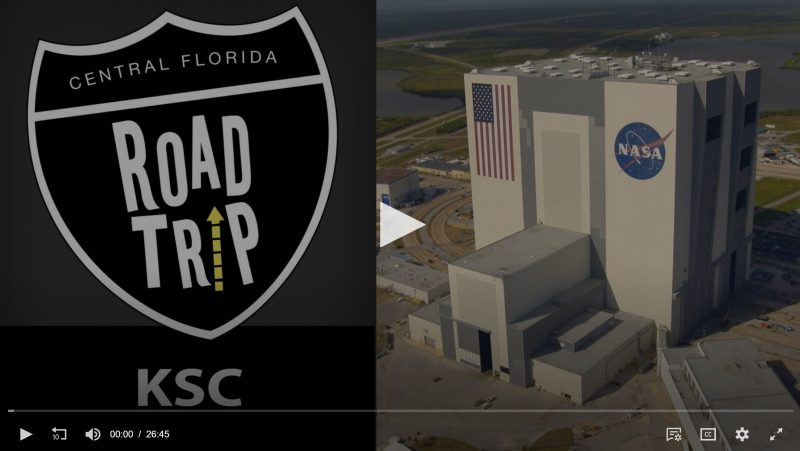 Central Florida Roadtrip - Kennedy Space Center
