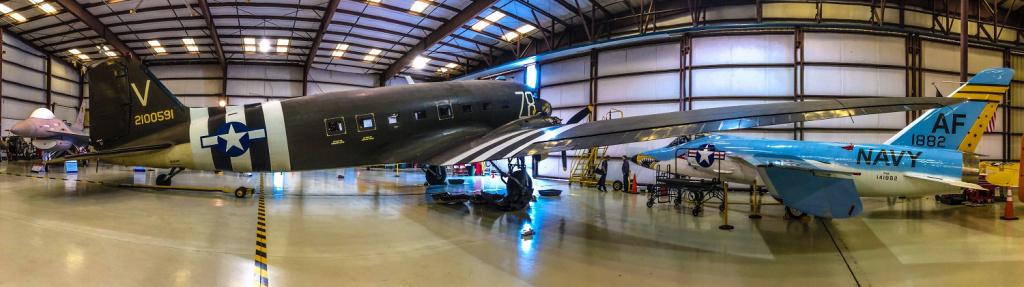 C-47 Tico Belle