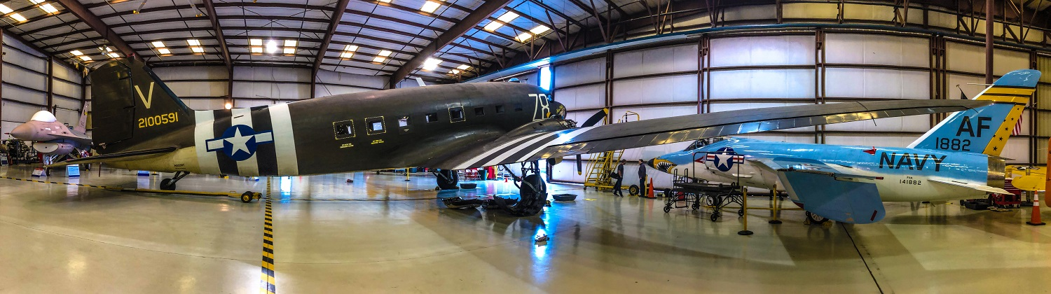 "Douglas C-47 the ""Tico Belle"""