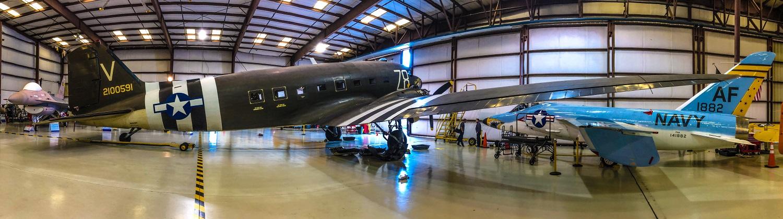 "Douglas C-47 the ""Tico Belle"""