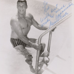 Buster Crabbe Opens CB Recreational Pool