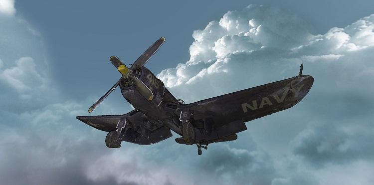 Screenshot of Corsair in Potree
