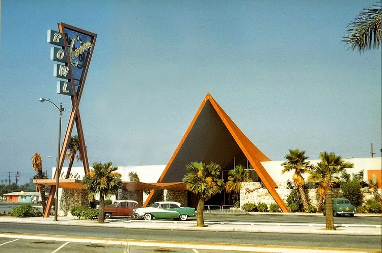 Covina Bowl Image: When We Were Home