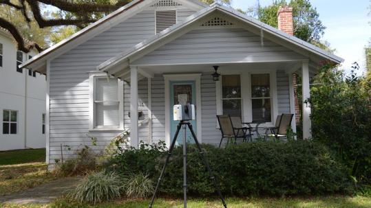 RTC360 at Jack Kerouac House