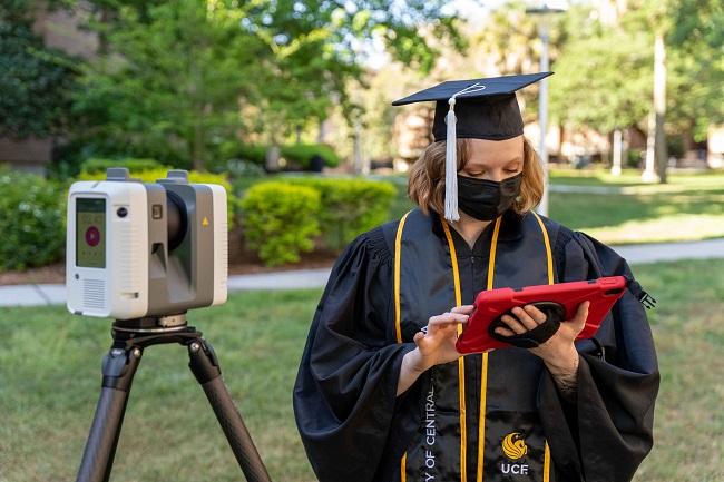 Courtney Graduation