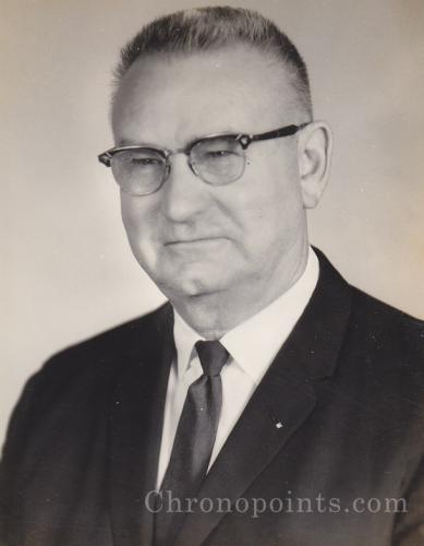 Earl Gray, Founder & President First Federal Savings & Loan of Cocoa